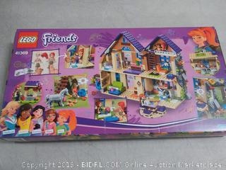 LEGO Friends Mia's House Building Set (715 Pieces)