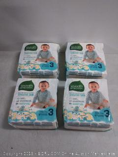 Seventh Generation diapers for sensitive skin
