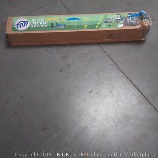 10 x 10 instant shelter Sierra 2 E-Z Up brand