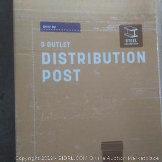 distribution Pole / post