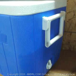 Coleman chest cooler