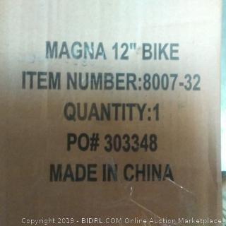 Magna 12 inch bike dynacraftwheels brand