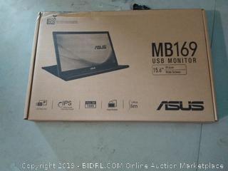Asus mb169 sub monitor