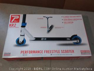 kd2 freestyle scooter