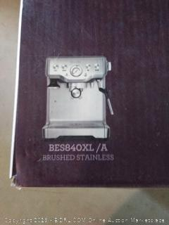 breville infuser bes840xl/a
