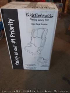 KidsEmbrace Fun-Ride Booster Car Seat, Batman