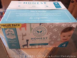 Buy The Honest Company Super Club Box Diapers with TrueAbsorb