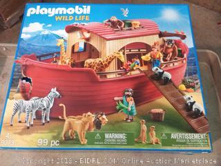 Playmobil wildlife 99 pieces
