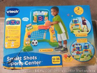 Smart Shots Sports Center