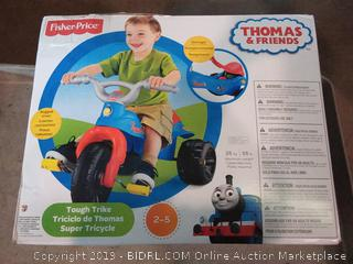 Fisher-Price tough trike Thomas and Friends