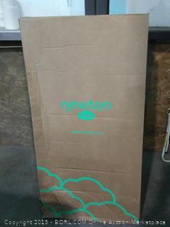 Newton baby crib mattress organic gray waterproof