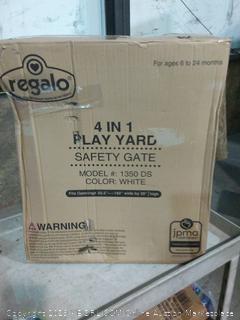 regular 4 in 1 Playard safety gate