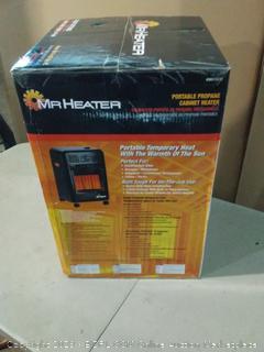 Mr heater cabinet heater