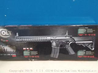 Colt M4A1 long keymod airsoft gun(Factory Sealed) COME PREVIEW!!!! (online $195)