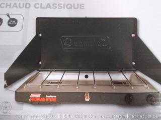 Coleman classic stove 2-Burner(Factory Sealed) COME PREVIEW!!!!