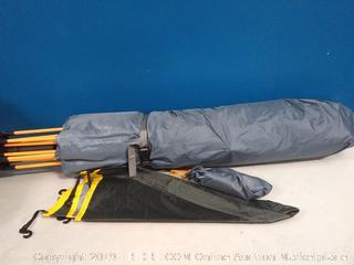 Hewolf waterproof pop up tent