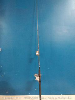 Abu Garcia catfish Commando fishing rod (online $91)