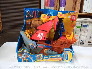 Fisher-Price Imaginext Shark Bite Pirate Ship