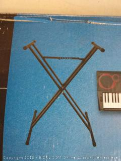 CASIO Deluxe Keyboard Stand