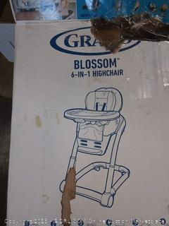 Graco blossom 6 in 1 highchair