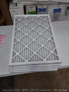 16 x 24 x 1 filter six pack
