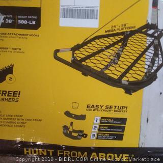 kickback hunting chair