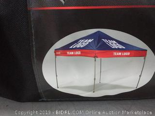 NFL instant pop-up canopy tent with carrying case Oakland Raiders (online $160)