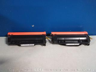 Linkyo replacement toner cartridge HP 05A two-pack