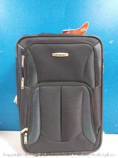 Rockland Polyester Luggage 19 inch roller