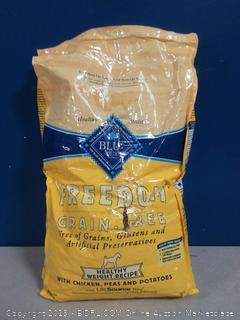 Blue Buffalo Dog Freedom Grain-Free Healthy Weight Chicken 24 Lbs. (online $52)
