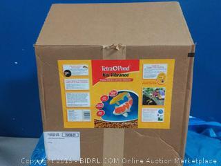 Tetra Koi Vibrance Color Enhancing Premium Fish Food 16.5l lbs (online $71)