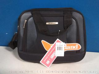 Rockland 14-inch carry-on bag