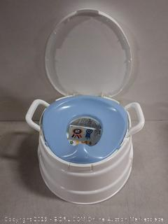 Stool and Seat 4-in1 Step Toilet Trainer Soft Stool Soft