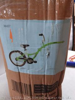 WeeRide Co-Pilot - Green, Bicycle Trailers