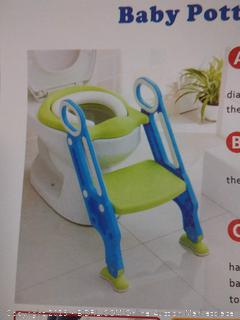 potty training seat with step stool