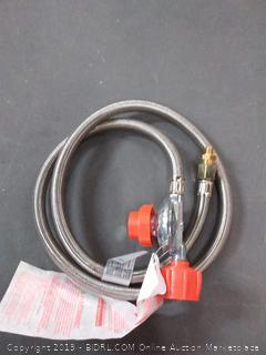 LoCo COOKERS 5/8-in 3.07-in dia x 48-in L High Pressure Propane