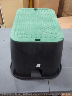 NDS irrigation control valve cover box (broken small piece)