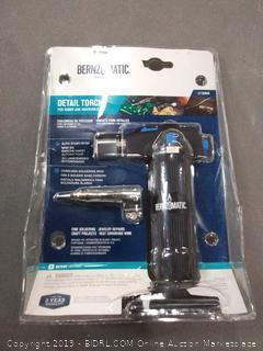 BernzOmatic Trigger-Start 3-in-1 Micro hanheld torch