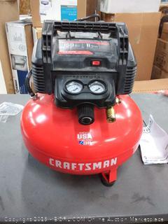 Craftsman maintenance-free pump red (used)