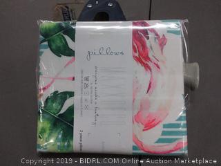 Maxxdeco two-piece pillow cover set