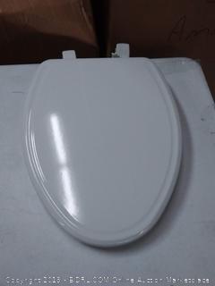 Mayfair Elongated Toilet Seat (broken piece)