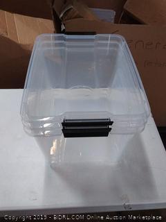 Iris TB-28 plastic container 3 pack