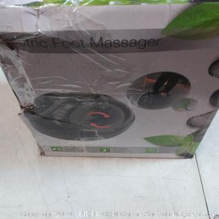 electric foot massager with heavy box damage