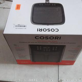 5.8 quart air fryer cosori