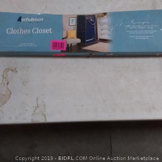 Clothes Closet Whitmore brand