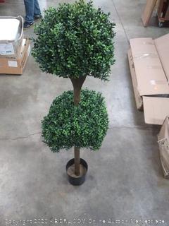 Sevenoaks 4.6 foot artificial outdoor tree
