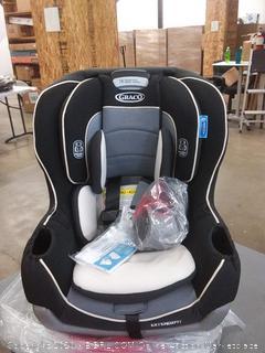 Graco extend2fit convertible car seat 4 to 50 lb rear facing 22 to 65 lb forward facing
