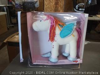 Cahaba Lily and Friends unicorn rainbow Beauty