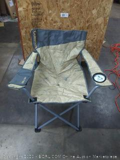 Coleman big and tall quad chair Brown