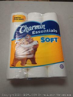 Charmin Essentials Soft Toilet Paper, 2-Ply 12 rolls